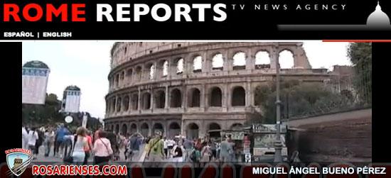 Una marea de miles de jóvenes llega a Roma para un encuentro ecuménico con el Papa   Rosarienses, Villa del Rosario