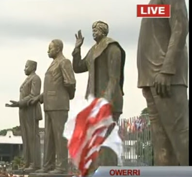 wp 1510340167921 - 9JA NEWS: Okorocha Unveils Statue Of Liberian President, Johnson-Sirleaf