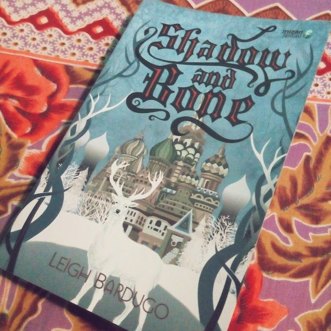 [BOOK REVIEW] Shadow and Bone by Leigh Bardugo