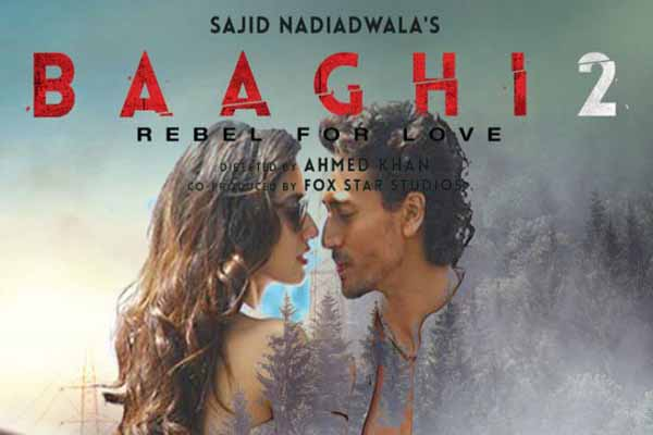 Baaghi 2 Movie Collection