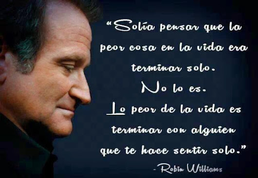 Hey Mundo!!: Robin Williams...
