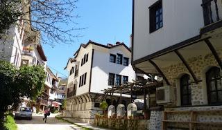 Melnik, al Sur Oeste de Bulgaria.