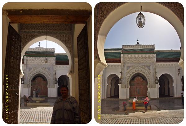 moscheea-Qaraouiyine-fes-maroc