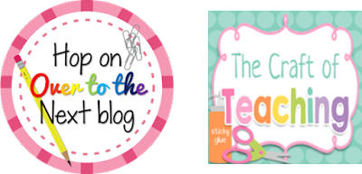 Blog Hop ~ Teacher Appreciation