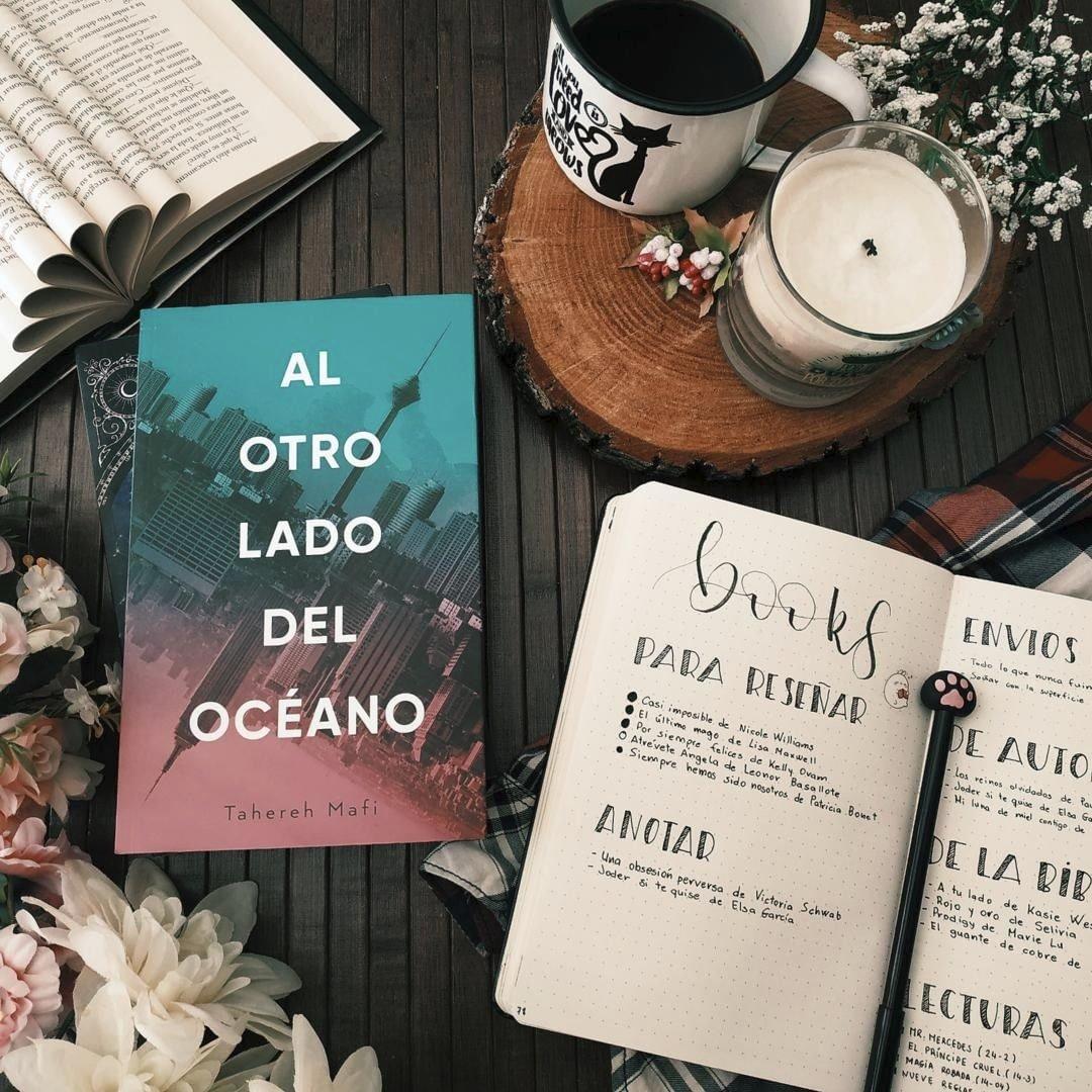 [Reseña] Al otro lado del océano // Tahereh Mafi