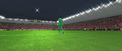 PES 2017 Stadium Converted from FIFA 16