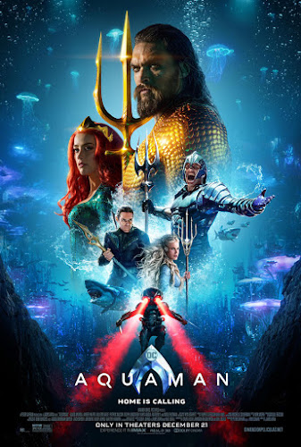 Aquaman (BRRip IMAX 1080p Dual Latino / Ingles) (2018)