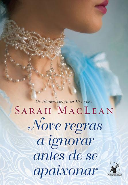 Nove Regras a Ignorar Antes de Se Apaixonar Sarah MacLean