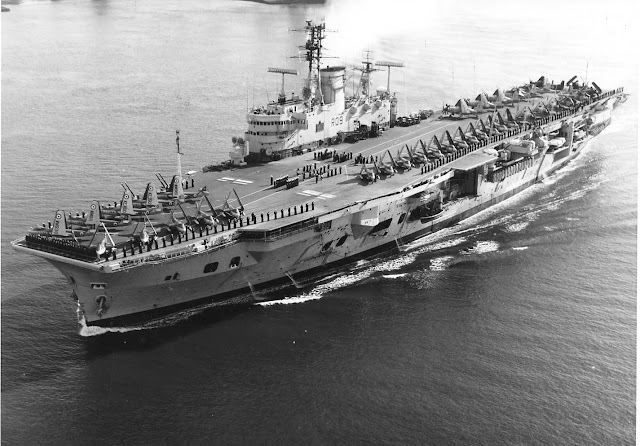 HMS Ark Royal 19 May 1941 worldwartwo.filminspector.com