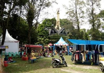 Lapangan Merdeka Pematang Siantar.