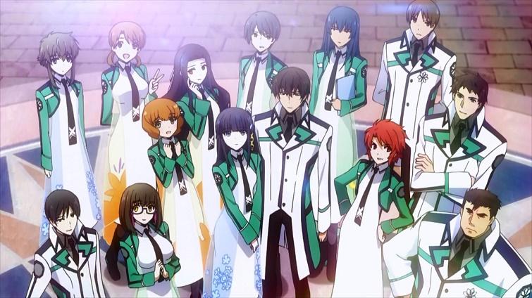 Sinopsis dan Review Anime Mahouka Koukou No Rettousei