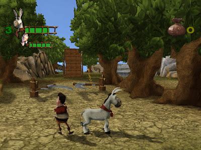 Donkey Xote (PS2) 2007