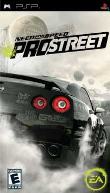 Download Need for Speed - ProStreet PPSSPP ISO High Compress For Android Update Terbaru 2018