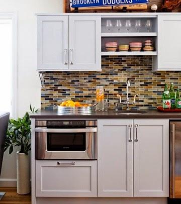 Cocinas decoracion y dise o de cocinas cocinas peque as - Fotos de cocinas pequenas ...
