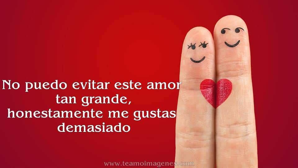 39 Imagenes Con Frases De Amor Romanticas Para Mi Novio O Novia