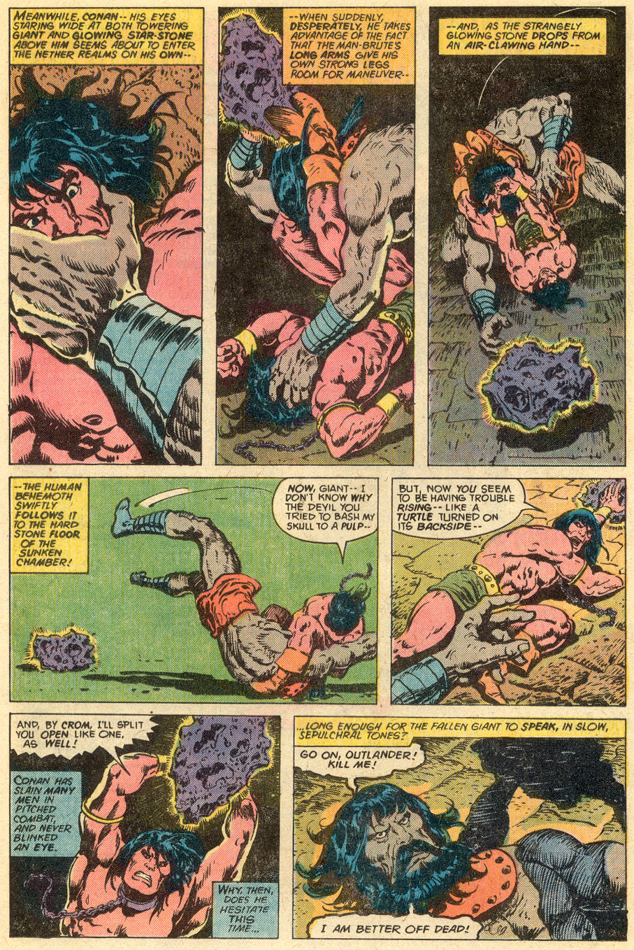 Conan the Barbarian (1970) Issue #77 #89 - English 7
