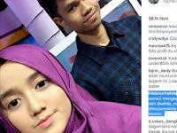 Putri Cantik Ustaz Yusuf Mansur Menolak Lamaran Syeikh, dan Terpikat Pemuda Ini