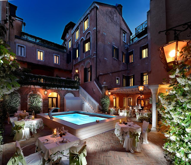 Hotel Giorgione em Veneza