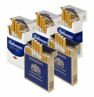 Rothmans Cigarettes