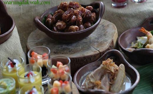 Lafadz Bacaan Doa Buka Puasa Ramadhan dan Makan Sahur Sesuai Sunnah