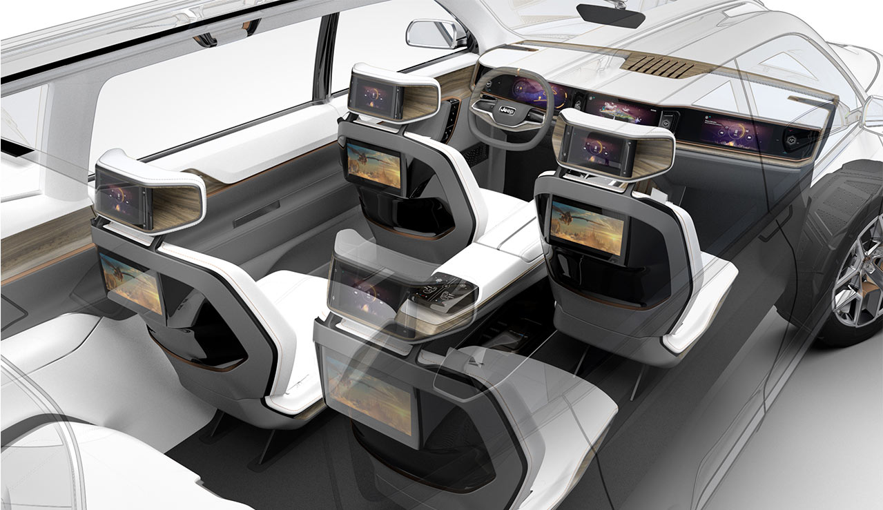 Jeep yuntu concept blends rugged styling with a high tech interior blocking ads can be devastating to sites you love and can result in people losing their jobs and negatively affect the quality of content vanachro Gallery