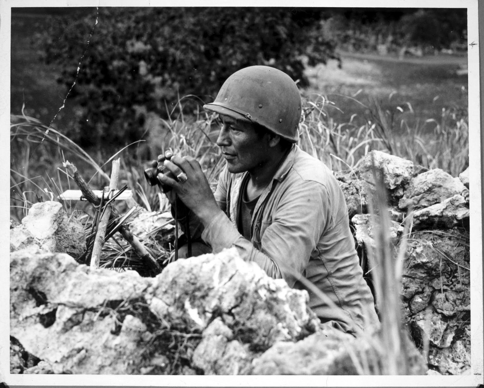 White Wolf Navajo Nation Urges Congress For Navajo Code Talkers National Monument