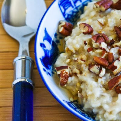 The BEST Slow Cooker or Instant Pot Recipes for Steel Cut Oats Featured on SlowCookerFromScratch.com