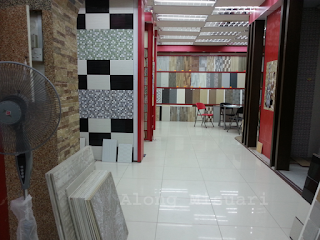 Rumah Idaman : Tambah dan Tukar Tiles