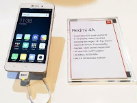 Spesifikasi dan Harga Xiaomi Redmi 4A Buatan Lokal
