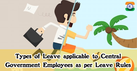 Central-Government-Employees-Leave -Rules