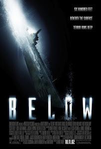 Below Poster