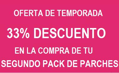 DESCUENTO 2º PACK