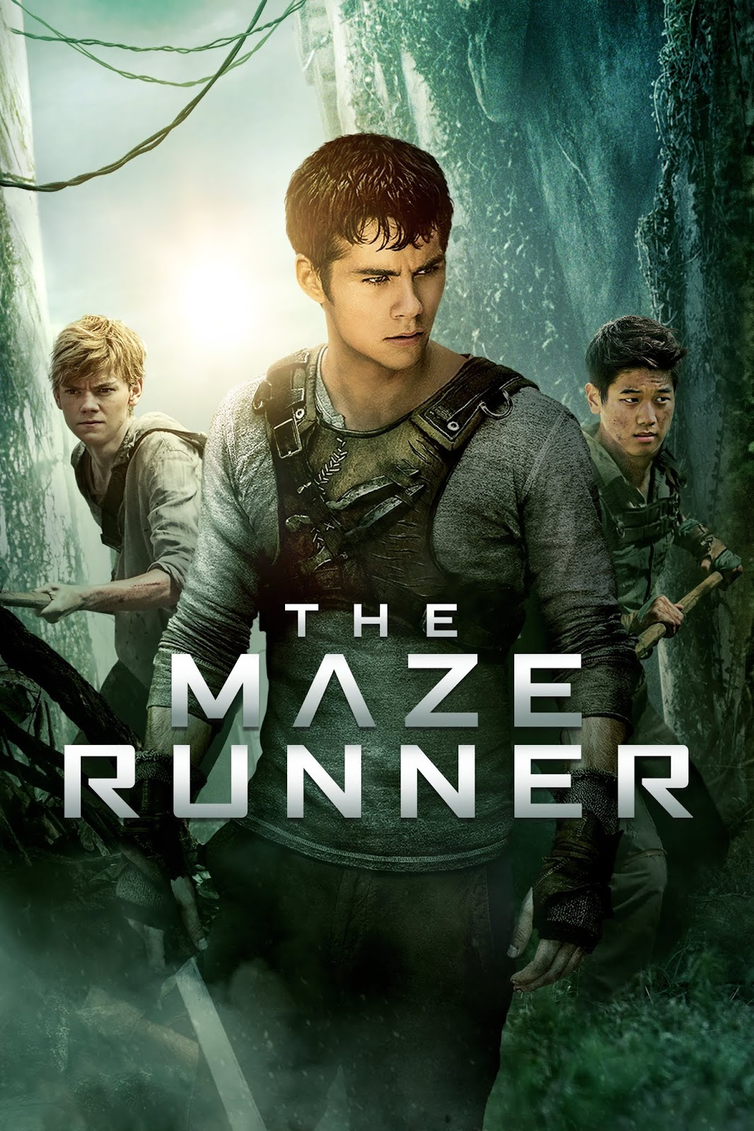 The Maze Runner [2014] [DVD9] [NTSC] [Latino]