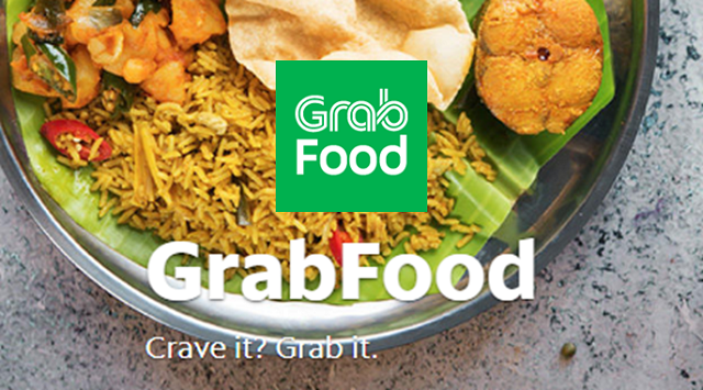 GrabFood Experience Review