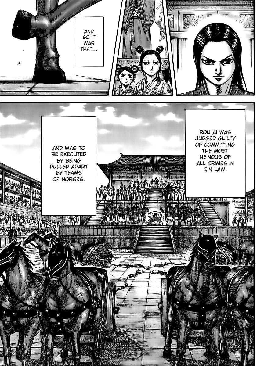 Kingdom - Chapter 439