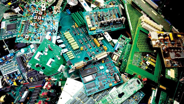 How E-Waste Management is Redefining the Process of Urban Mining Area