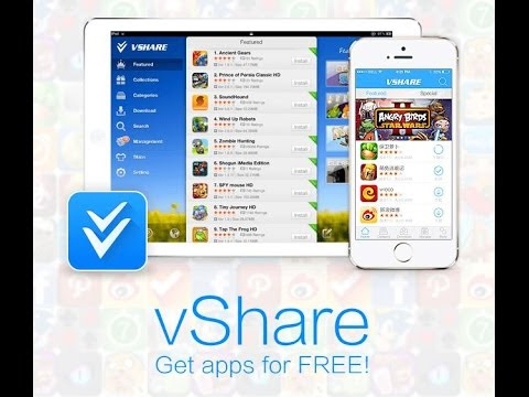 Free Download vShare For PC [Windows 7/8/8.1/10]