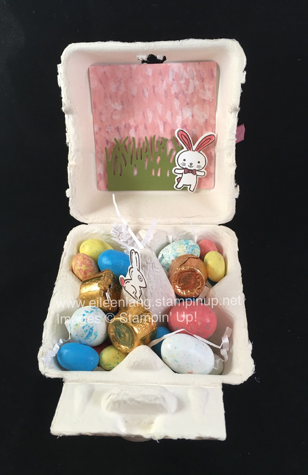 The new Mini Egg Cartons in the