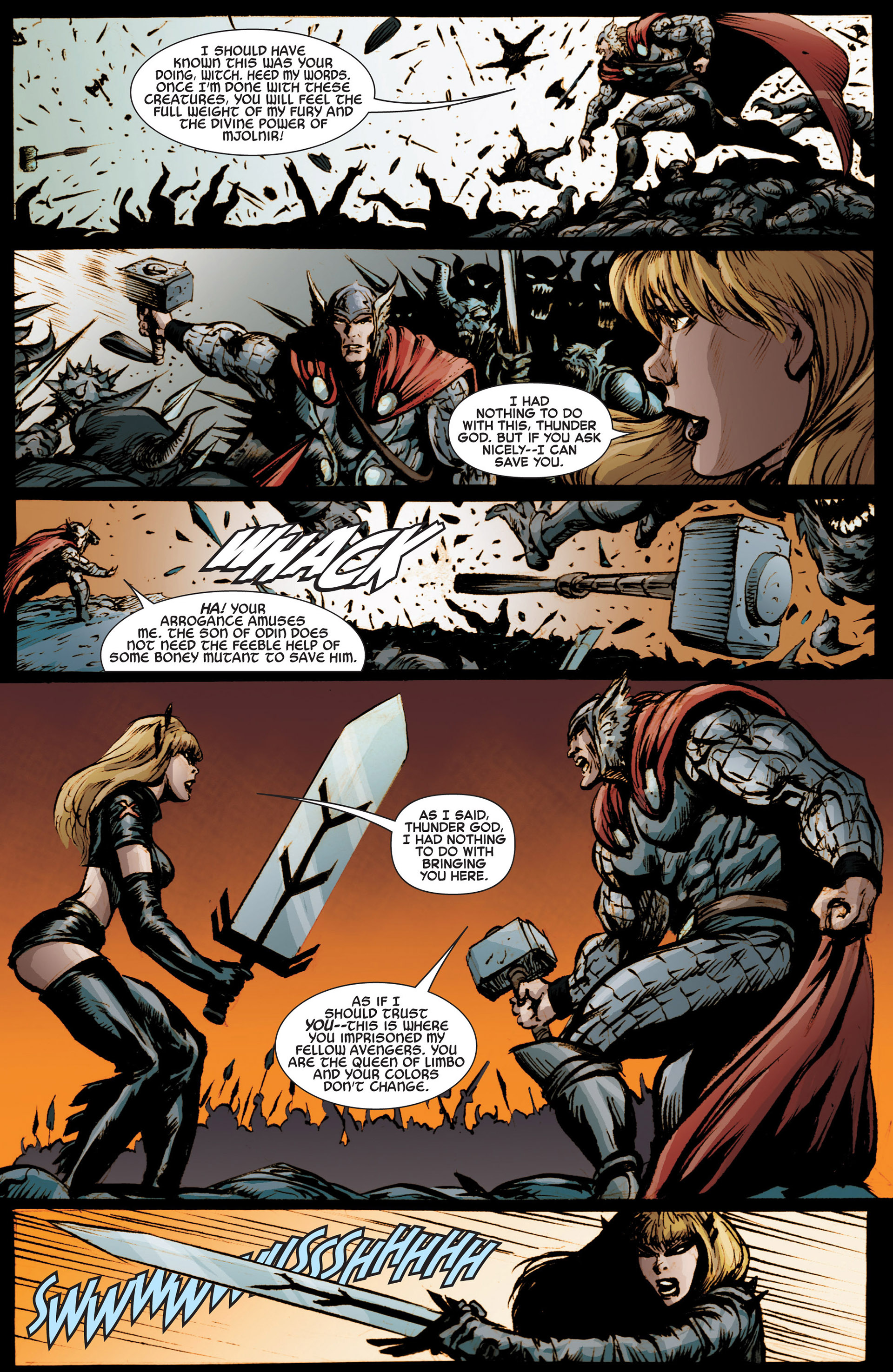 Read online A X comic -  Issue #11 - 6