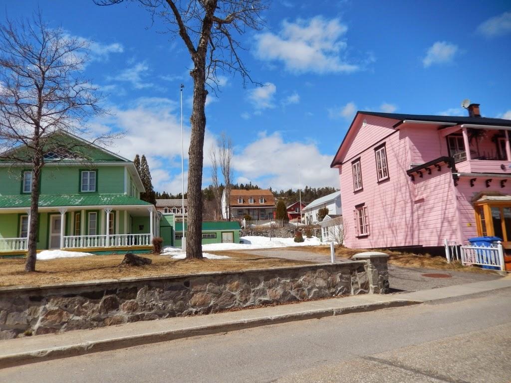 Tadoussac Saint Laurent Québec