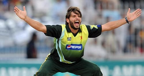 All Wallpapers: Shahid Khan Afridi Hd Wallpapers 2013