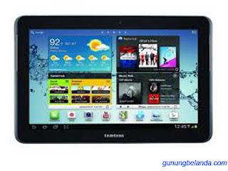 Samsung Galaxy Tab 2 10.1 WiFi GT-P5110 Firmware