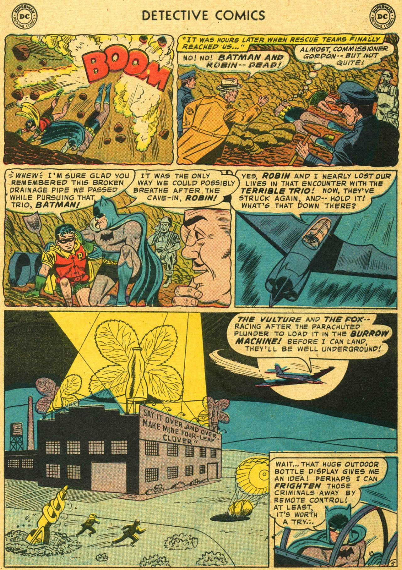Read online Detective Comics (1937) comic -  Issue #253 - 7