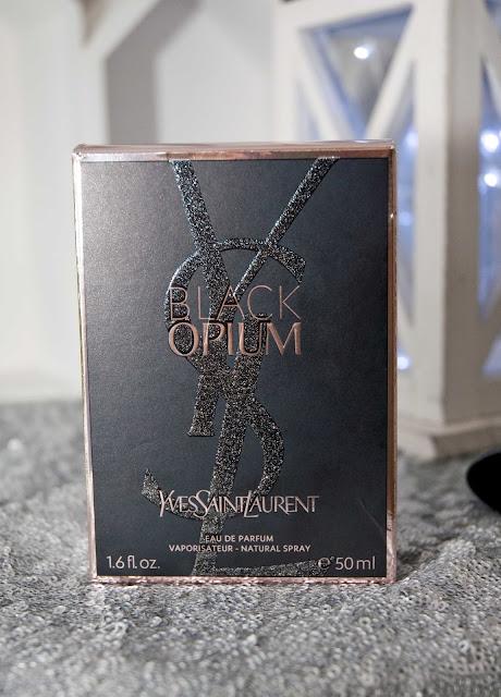 Yves Saint Laurent Black Opium oryginał karton