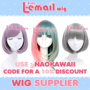 L-email Wigs