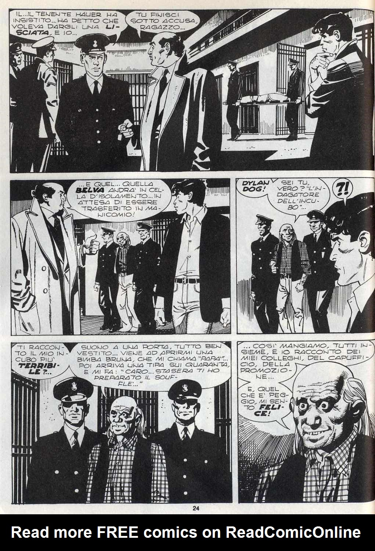Scusa Ma Tu Suoni dylan dog 1986 issue 70   viewcomic reading comics online