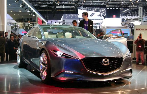 Mazda Furai Price >> Mazda Shinari Concept 2012 | New Car Price, Specification ...