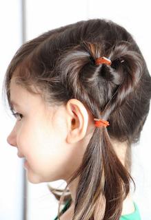 Model Rambut Kepang Anak Perempuan