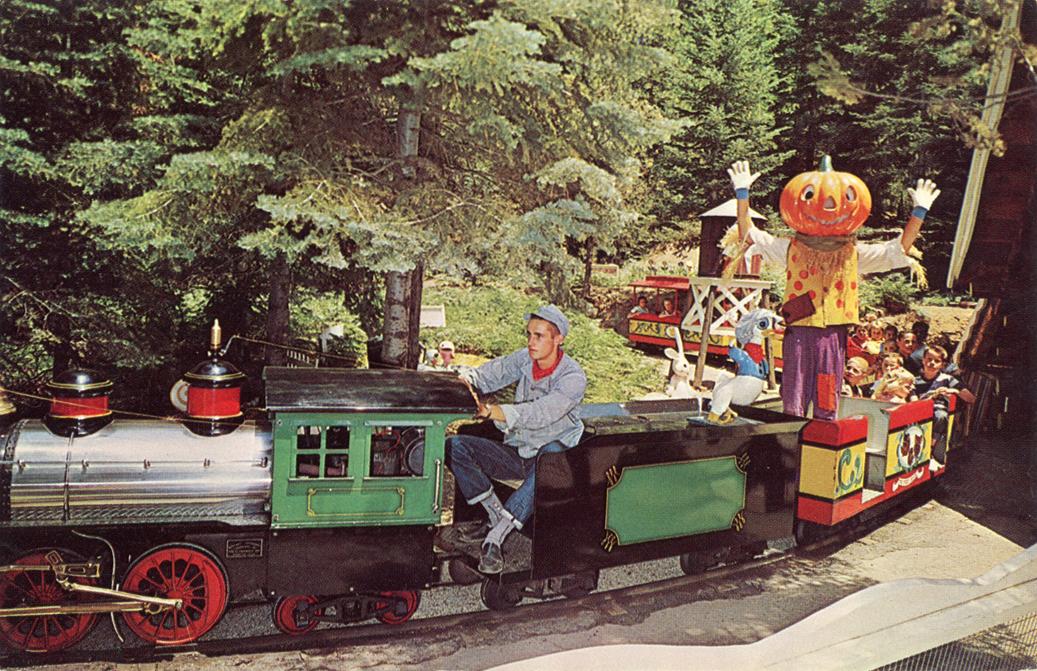 steam train santa cruz