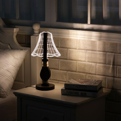 3D Acrylic Dimmable Night Light